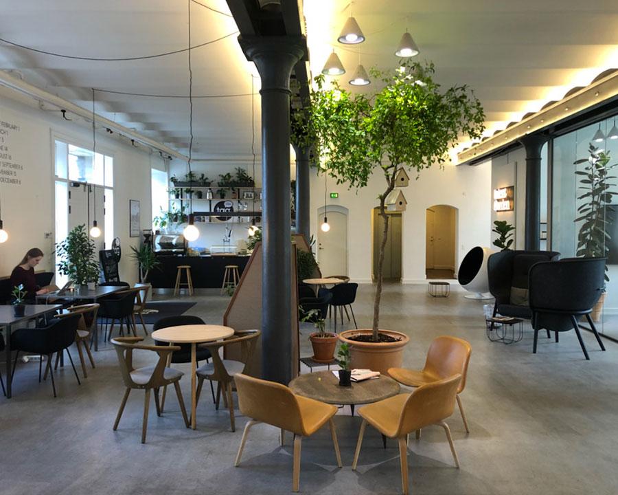 Talent Garden Rainmaking Cafe